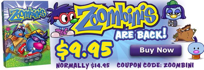 Zoombins Kids Banner