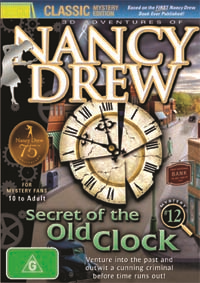 Nancy Drew Secret of the Old Clock #12