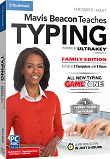 Mavis Beacon Teaches Typing Family Edition v2 - Powered by Ultrakey - PC