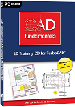 CAD Fundamentals v2: 2D Training CD for TurboCAD