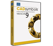 CADsymbols Version 9