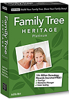 Family Tree Heritage Platinum 15 for Mac