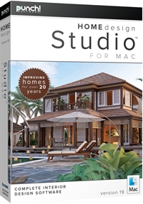 Punch! Home Design Studio For Mac V19
