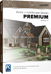 Punch! Home & Landscape Design Premium v20