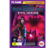 House of 1000 Doors Evil Inside Collector's Edition