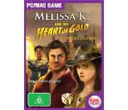Melissa K and the Heart of Gold Collector's Edition