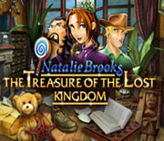 Natalie Brooks: Treasures Of The Lost Kingdom