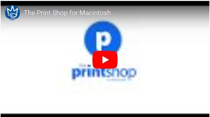 the print shop mac