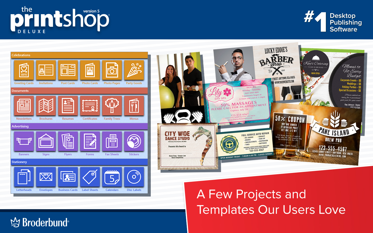 the print shop deluxe