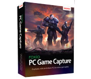Roxio Game Capture (PC Version No Hardware)