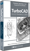 2D/3D Training Guide Bundle for TurboCAD Platinum 2019