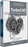 2D/3D Training Guide for TurboCAD Professional 2019