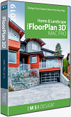 TurboFloorPlan Home & Landscape Pro 2019 Mac