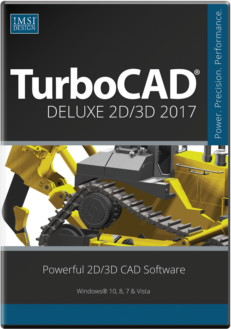 TurboCAD Deluxe 2017 Upgrade
