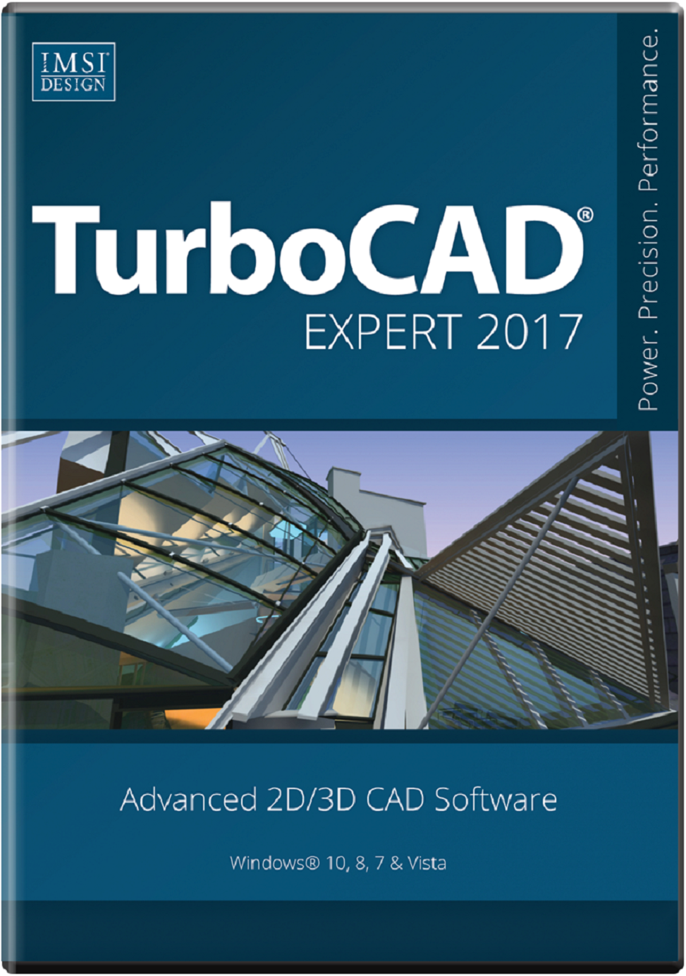 TurboCAD Expert 2017 Upgrade