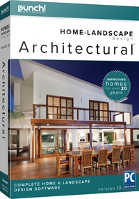 Punch! Home & Landscape Design Architectural Series v19