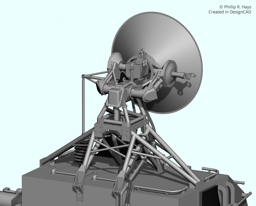 DesignCAD 3D render