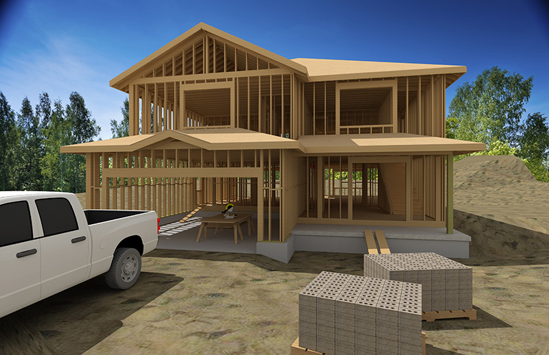 Personal Architect - house