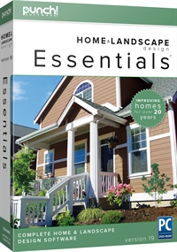 Punch! Home & Landscape Design Essentials v19