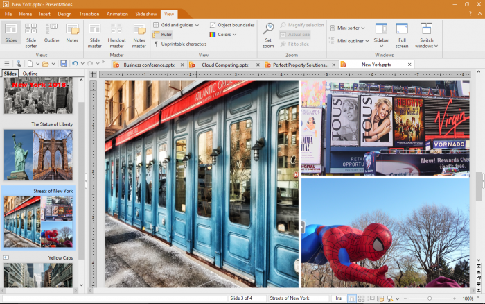 office suite powerpoint 2