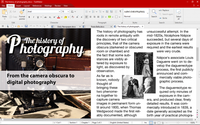 office suite textmaker2