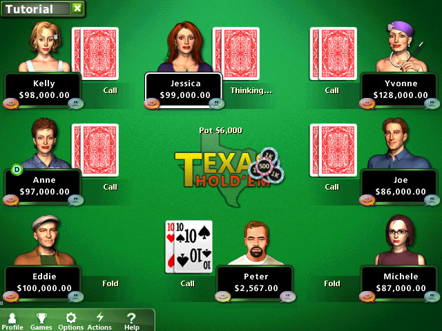 Hoyle casino 6 screenshots boxing gambling lines