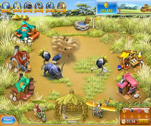 Farm Frenzy 3: Madagascar - Mindscape Software Australia