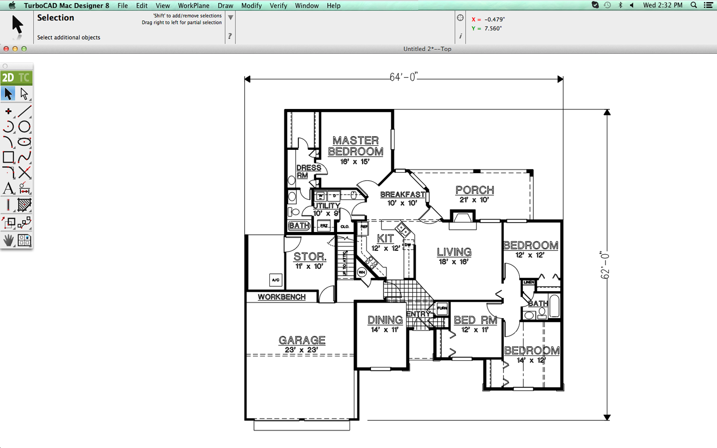 Home Designer(r) Software Part - 46: Mechanical Design / 3D Modeling