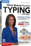 Mavis Beacon Teaches Typing Personal Edition v2 - Powered by UltraKey - PC