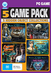 Hidden Object Collection - 5 Game Pack