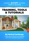 Learning Punch Software: Training, Tools & Tutorials eBook v20 for Mac
