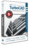 TurboCAD Professional 2020 Upgrade from v2019