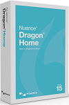 Dragon Naturally Speaking 15 Home